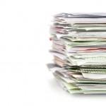 pile of papers 150x150 Проучване на потребителското мнение