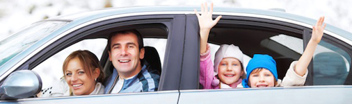 family trip Holidays in May with Top Rent A Car