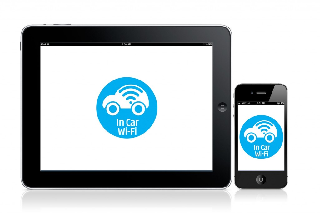 iphone ipad 1024x686 4G WiFi Internet for the customers of Top Rent A Car