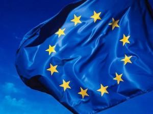Европейския флаг