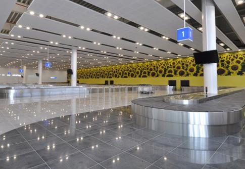 Терминал 2, Летище Варна