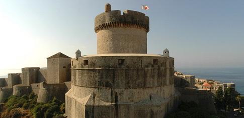 Стените на Дубровник Снимка: Wikipedia