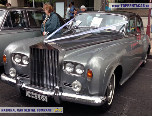 1960's Rolls Royce Silver Cloud 3