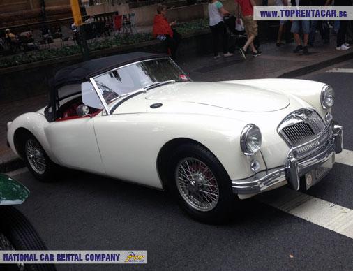 1961 - MG MGA