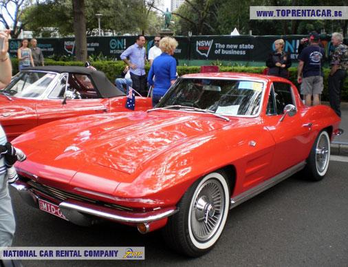 1967 - Chevrolet Corvette