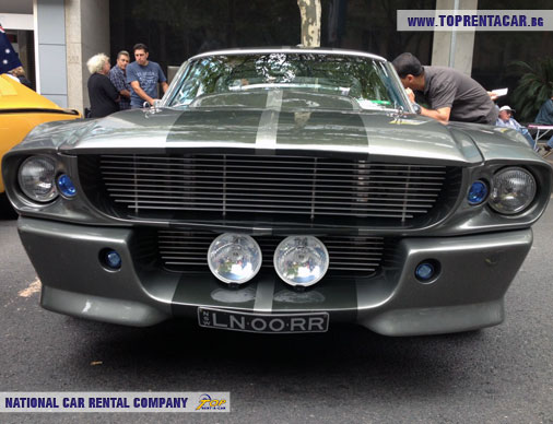Ford Mustang GT 500 Eleanor - 1967