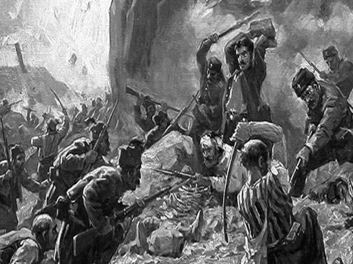 Битката при Шипка