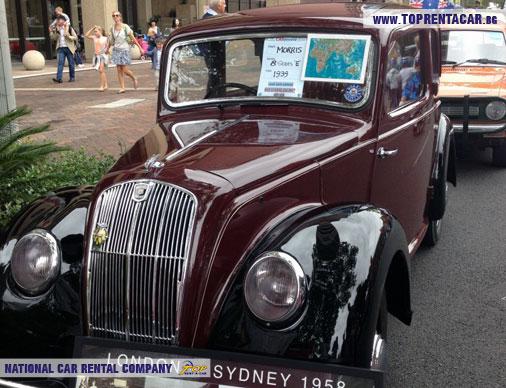 Morris Model 8 - 1939