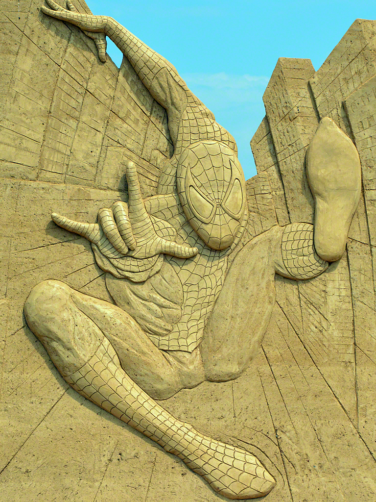 sand-festival-spiderman-Watermarked