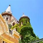 кули на замъкът в Равадиново