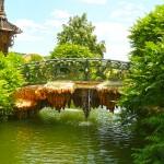 мост в замъкът в Равадиново
