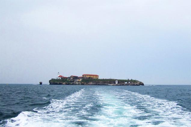 Остров Света Анастасия. Снимка: anastasia-island.com