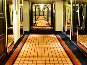 Noisy hallways