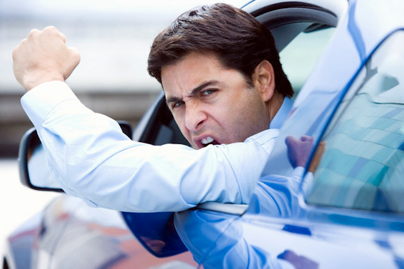 ядосан шофьор