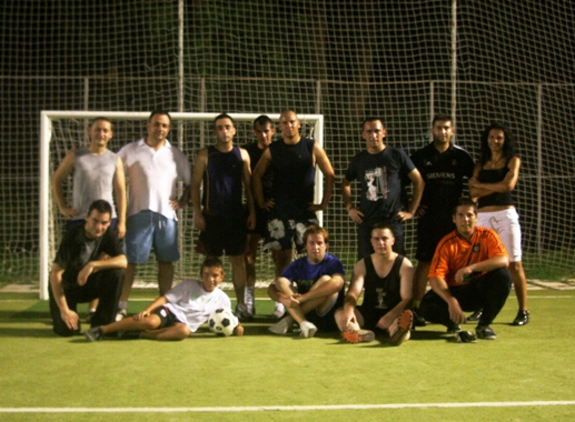 Top Rent A Car Football Team