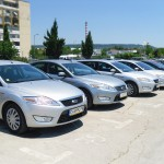 Ford Mondeo cars from Top Rent A Car