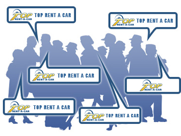 фенове на Top Rent A Car