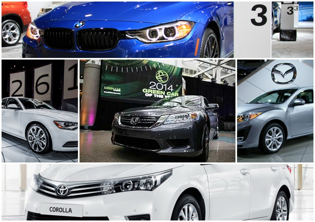 2014 Green Car of the Year