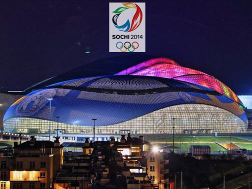 Fisht Olimpic Stadium - Sochi