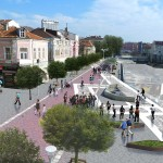 project of the new center of Varna