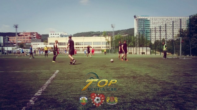 football tournament with top rent a car