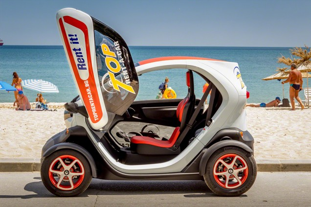 renault twizy from top rent a car