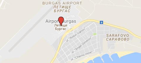Бургас - Летище