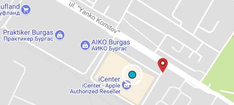Бургас - Galleria Mall