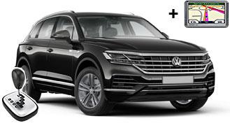 VW Touareg 2019 + GPS FFAD