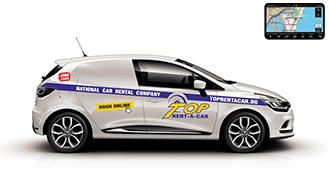 Renault Clio IV + GPS