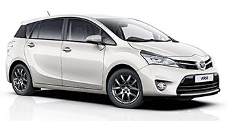 Toyota Verso IVMR