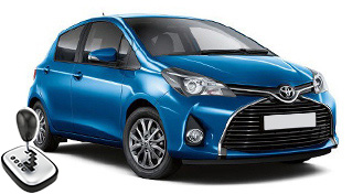 Toyota Yaris EDAR