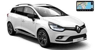 Renault Clio IV комби + GPS EWMR