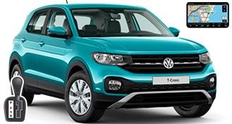 VW T-Cross + NAVI