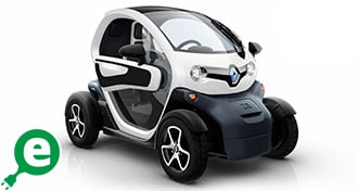 Renault Twizy Електромобил MCAC