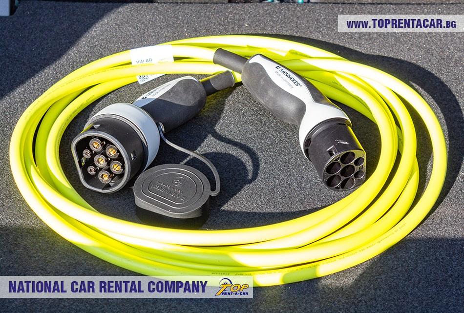VW ID.3 кабел за зареждане Тип 2