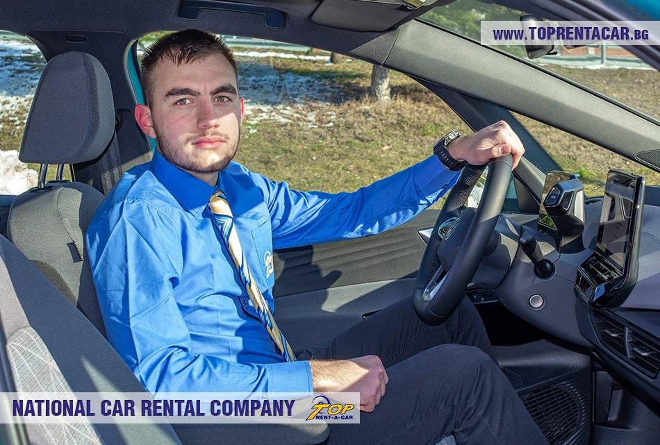 VW ID.3 от Top Rent A Car