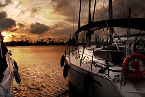Яхтено пристанище - Варна
