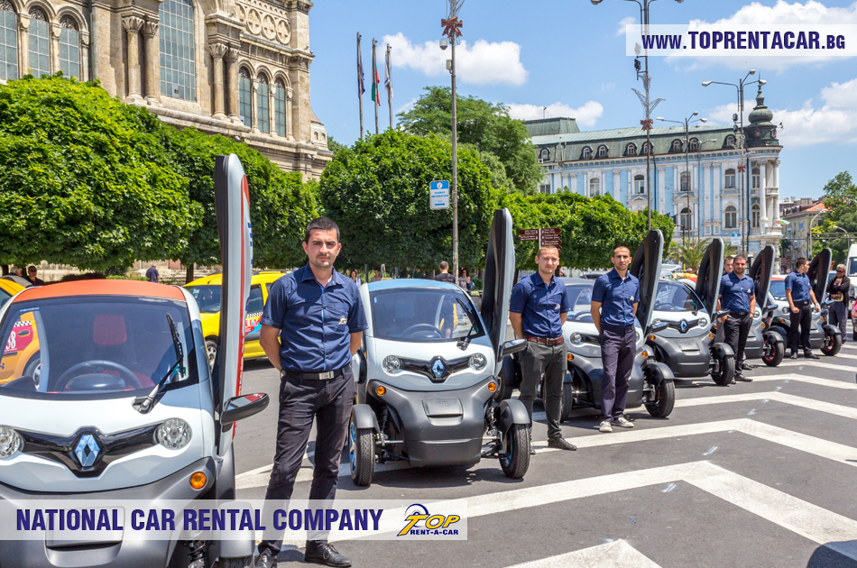 Rent a car in Varna