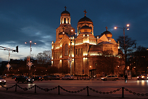 The Cathedral in Varna