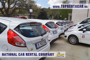 Car hire Golden Sands