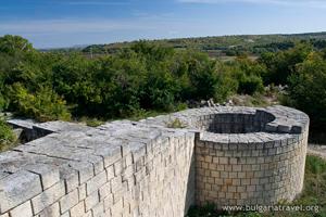 Древна кула във В. Преслав