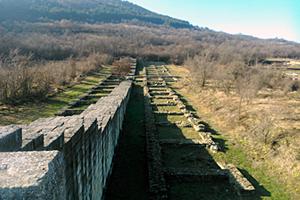 Крепостна Стена във В. Преслав