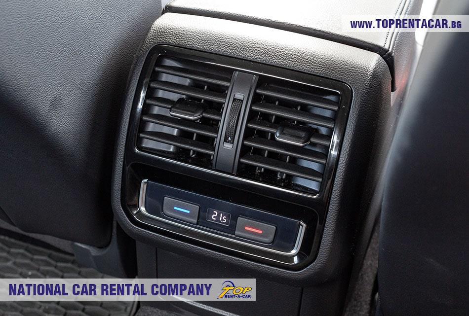 VW Passat rental from Top Rent A Car