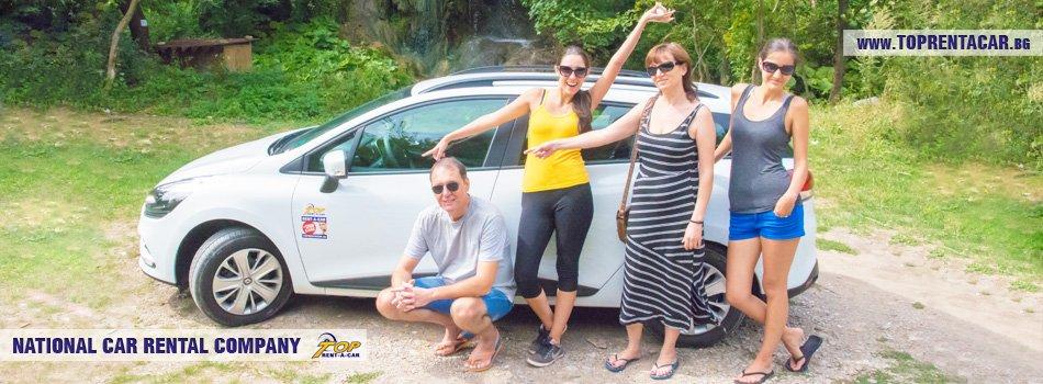 5 причини да пътувате с кола под наем