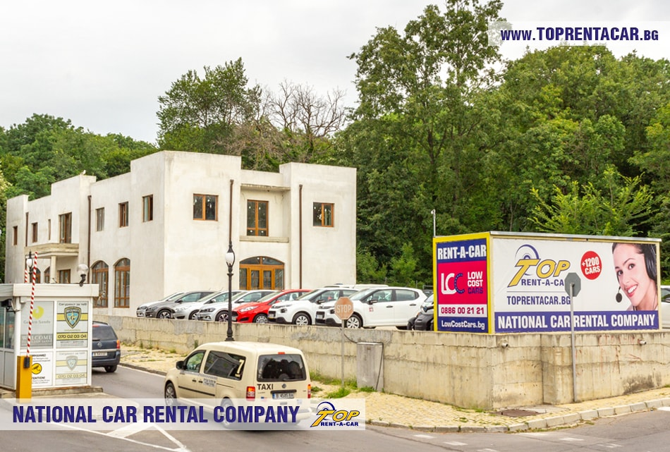 Top Rent A Car Golden Sands