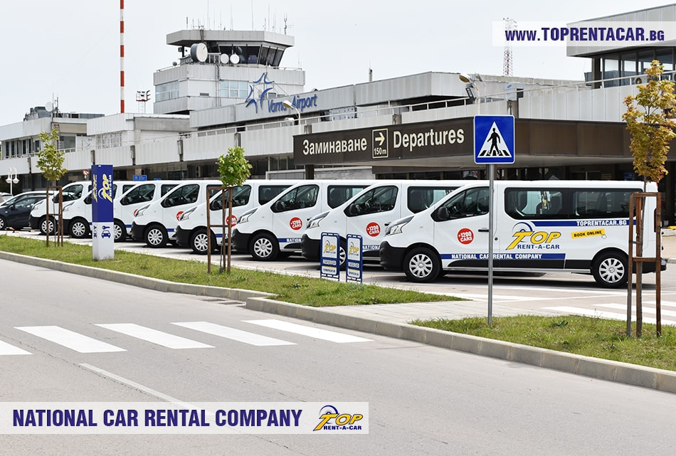 9-seaters for rent from Top Rent A Car
