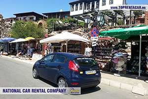 Car hire in Nessebar