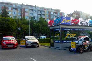 Alquiler de coches en Burgas