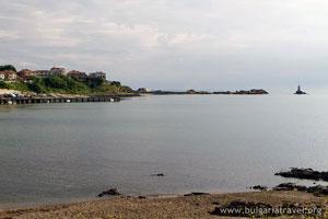 Морето край Ахтопол